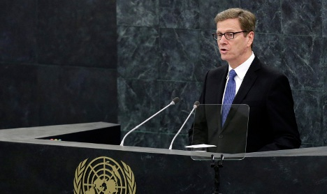 Germany offers help to Syria chemical mission