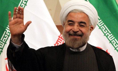 Germany welcomes 'new tone' from Iran