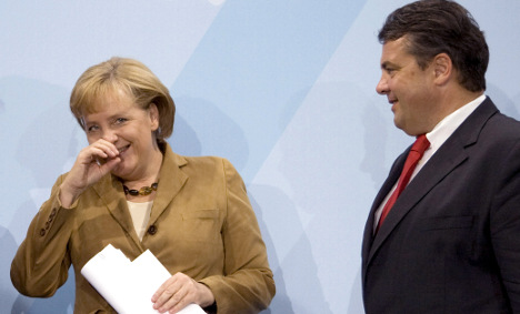 Merkel and centre-left party set for more talks