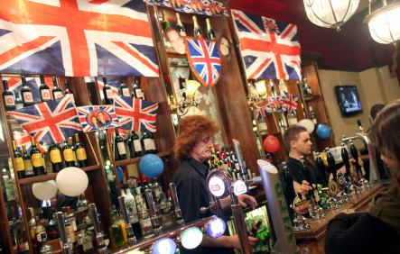 Top ten things Germans find odd about Britain