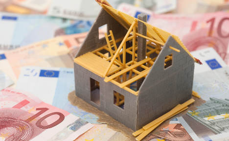 Indebted Berlin hikes tax on property sales