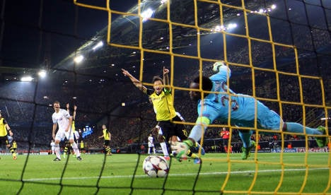 German clubs win in Champions League