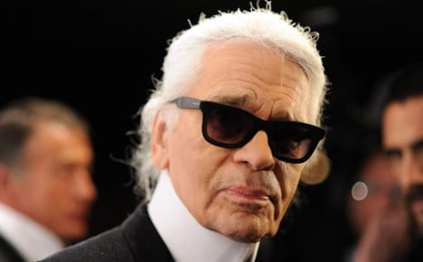 French sue Lagerfeld over 'fat slurs'