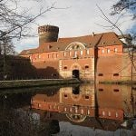 Berlin's citadel is home to a classic spooky love story. The ex-lover of 15th century ruler Joachim II, Anna Sydow, was locked in the castle during its short stint as a prison. Joachim asked his son, on his deathbed, to look after Sydow, but he threw her behind bars. She is said to roam the halls, unable to leave the citadel. Photo: Wikimedia, Auriocus
