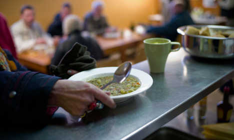 One in six Germans at risk of poverty