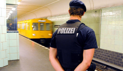 Pick-pocketing on the rise on Berlin trains