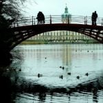 """<b>Charlottenburg Palace:</b> It may be pricey to enter the historic <a href=""""http://www.berlin.de/en/museums/3109862-3104050-schloss-charlottenburg.en.html"""">palace of Charlottenburg</a>, but you can enjoy the grounds absolutely free - perfect for a jog or simply a day in the sun. Photo: DPA"""