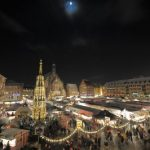 What could be more romantic than wandering around Nuremberg's centuries-old Christmas market in the company of your significant other? Treat each other to some marzipan treats but stay classy and steer clear of the gingerbread hearts. Most of all, let the mulled wine flow. Photo: DPA