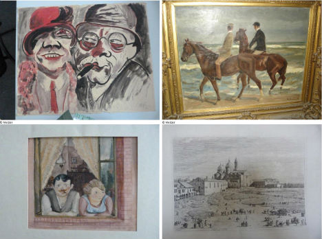 German recluse wants to keep Nazi-looted art trove
