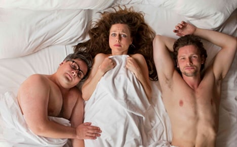 'We have less of a problem with sex on TV'