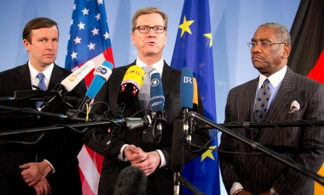 Germany and US vow to repair NSA damage