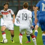 Germany's Khedira faces World Cup fitness race