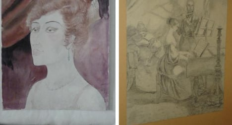 Germany releases names of first 25 looted artworks