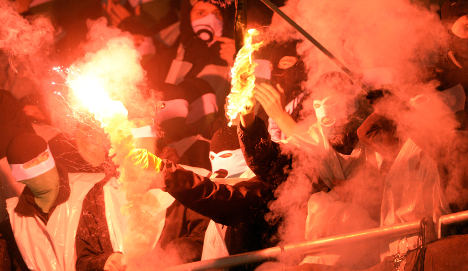 Police: 'Clubs must step up hooliganism fight'