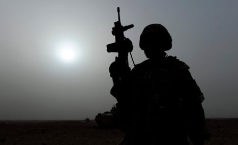 A fifth of serving soldiers 'have mental problems'