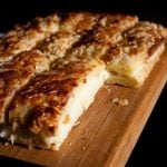 """<b>Bienenstich:</b> Yeasted dough, a creamy layer of vanilla pudding or <i>creme anglais</i> crowned with a sticky honey and almond topping makes this cake <a href=""""http://www.thelocal.de/galleries/lifestyle/ten-reasons-to-live-in-germany/4"""">a reason to move to Germany</a>. Photo: Wikimedia Commons"""