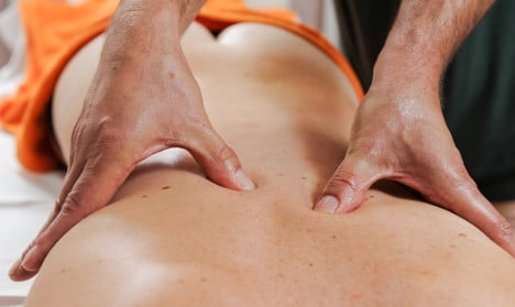 Court: Tantric massage is sexual - so tax it