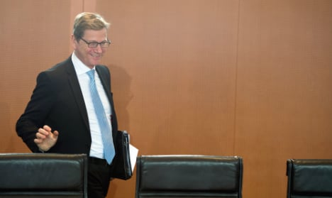German foreign minister to join Iran talks
