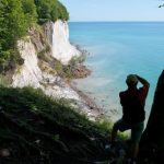 The white cliffs of the Baltic island of Rügen were made famous by the paintings of of 19th Century romantic artist Caspar David Friedrich and its natural beauty has drawn visitors ever since from Thomas Mann to Albert Einstein and Bismarck.Photo: DPA