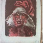 A work by the German painter Otto Dix.Photo: DPA