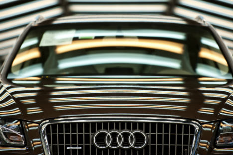 Audi to invest billions in new technology