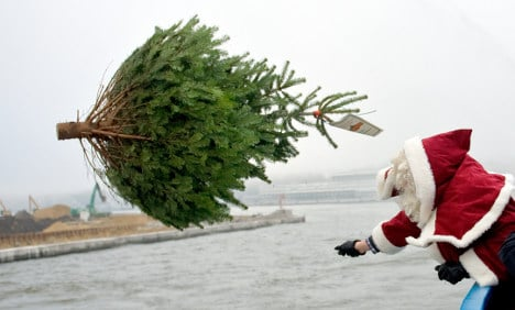 It'll be windy (not white) this Christmas