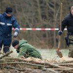Murder probe focuses on cannibal site and garden