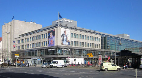 Historic Berlin store 'to make way for Primark'