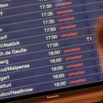 Trains were cancelled across the northern states.Photo: dpa