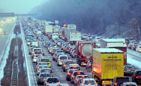 Motorists braced for Christmas traffic chaos