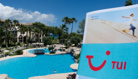 Holidaymakers give Tui a surprise boost