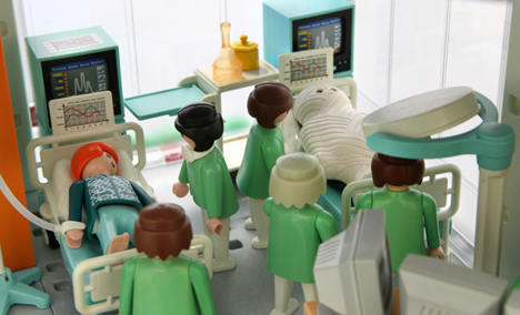 Ageing well: Toymaker Playmobil turns 40