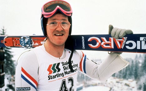 Eddie 'The Eagle' to jump again on New Year's Day