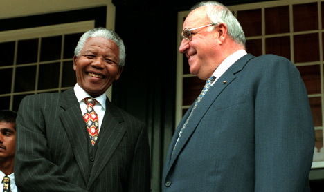 Germany, Mandela and the Cold War