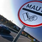 """8) """"Ausländermaut,"""" or  """"Foreigner Toll,"""" refers to the controversial charge for non-Germans to use the country's motorways, proposed by the Bavarian Christian Social Union  during the election.Photo: DPA"""