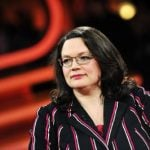 Andrea Nahles, 43, (SPD) is Germany's new labour minister and famously criticized former chancellor Gerhard Schröder's Agenda 2010 labour reforms, which many blame for the increase in temporary jobs and low wages. Nahles, who studied literature, will be overseeing the implementation of a nationwide minimum wage, one of the SPD's conditions for entering the coalition. Photo: DPA