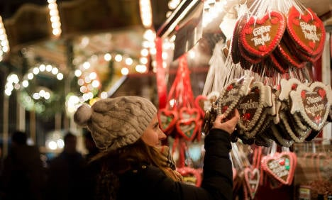 Germans fall out of love with Lebkuchen