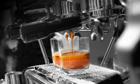Coffee machines 'leave lead in drink'