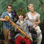 """To give German reality show """"stars"""" an extension on their 15 minutes, there is <i>Dschungelcamp</i> (also based on a British reality series called """"I'm a celebrity, get me out of here!"""" – thanks again!). Contestants (we can't go so far as to call them celebrities) compete to be king or queen ... and that's all we understand of this quality programming. Photo: Photo: DPA"""