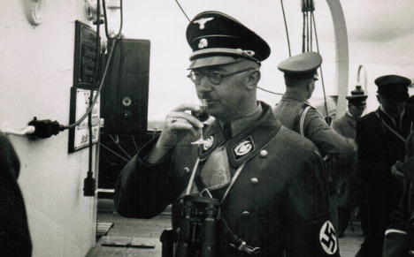 Caviar, Auschwitz, love – Himmler's letters to wife