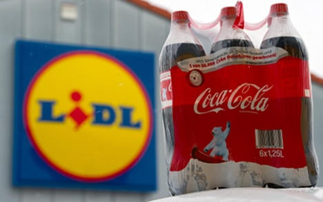 Lidl takes Coca-Cola off shelves in price war