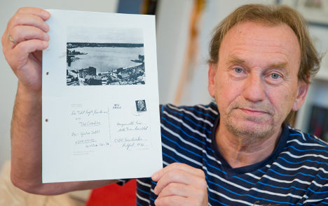 Man wins Cold War radio competition, 44 years on