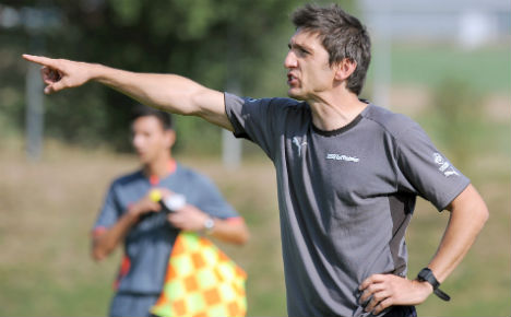 Hannover hire first Turkish boss