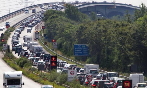 Foreigner road charge could be reduced