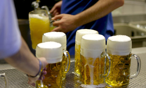 Beer prices to rise on back of cartel fines