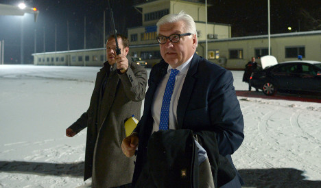 Foreign minister evokes WWI in Syria appeal