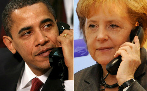 Obama to Merkel: Don't worry about spying