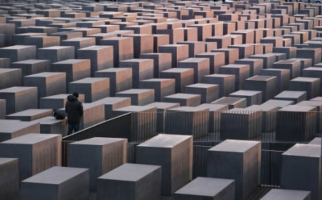 Cop security review after Holocaust site defiled