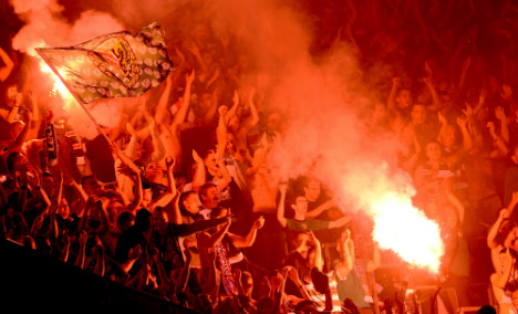 Hanover 96 force fans to pay for UEFA fines