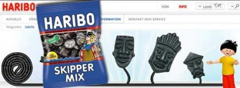 Haribo pulls 'racist' candy after complaints